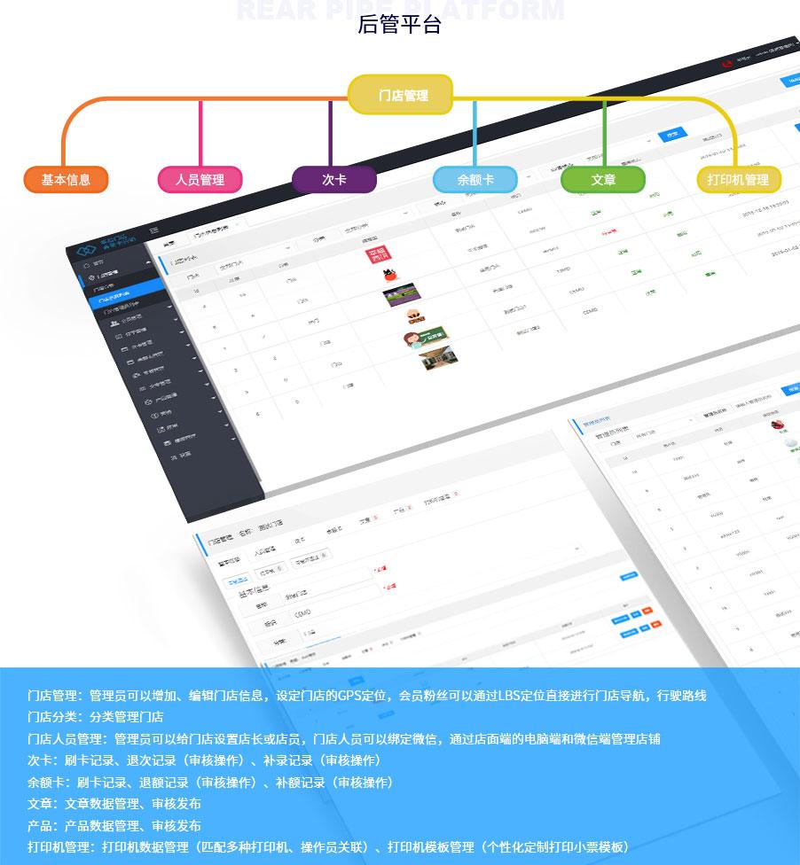 微百度seo优化工具 sit-疑功用模块 华易门店会员卡营销推广V1.1.6-幽灵米